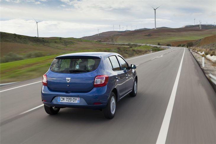 Dacia Sandero 0 9 Tce 2013 Road Test Road Tests Honest