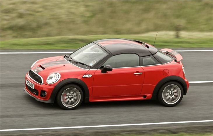 Mini Coupe 2011 Car Review Honest John