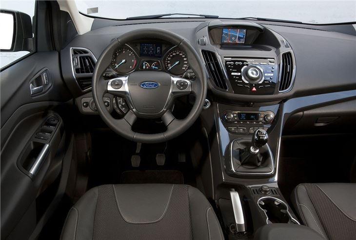 Kuga Dimensions >> Ford Kuga 2013 Road Test | Road Tests | Honest John