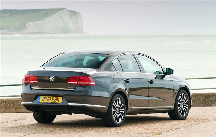 volkswagen passat b7 2011 car review honest john. Black Bedroom Furniture Sets. Home Design Ideas