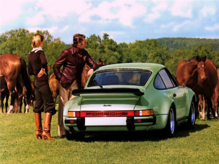 Porsche 911 Turbo Type 930 Classic Car Review Honest John