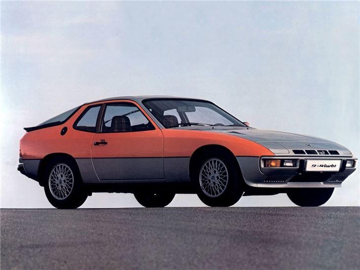 porsche 924 classic car review honest john. Black Bedroom Furniture Sets. Home Design Ideas