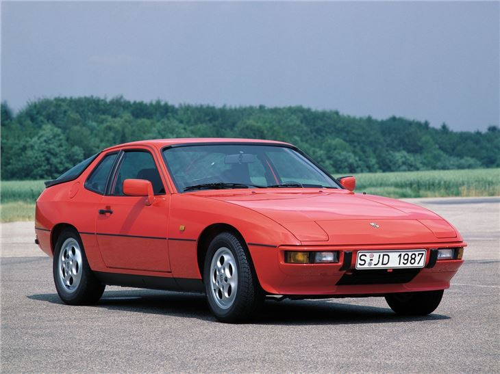 porsche 924 classic car review honest john. Black Bedroom Furniture Sets. Home Design Ideas