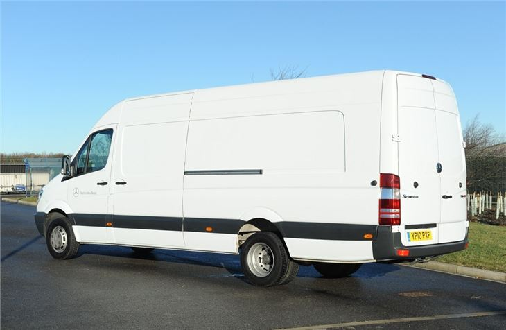 Mercedes Sprinter Xlwb Dimensions