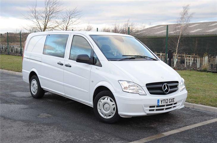 Mercedes benz vito 2003 van review honest john for Mercedes benz vito vans for sale