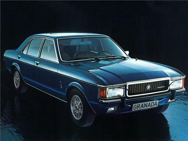 ford consul granada mk1 classic car review honest john. Black Bedroom Furniture Sets. Home Design Ideas