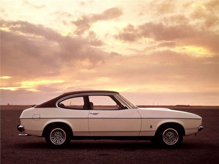 Ford Capri Mk2 - Classic Car Review | Honest John