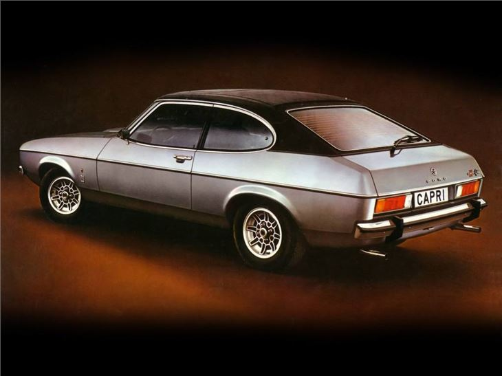 ford capri mk2 classic car review honest john. Black Bedroom Furniture Sets. Home Design Ideas