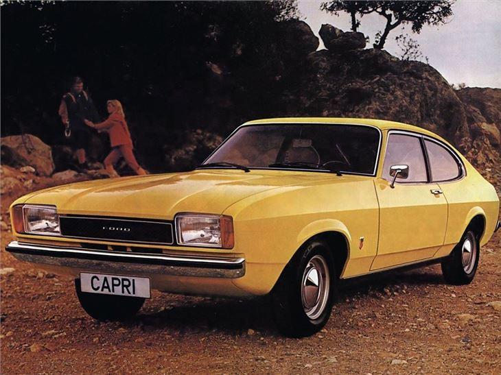 Ford Capri Mk2 Classic Car Review Honest John