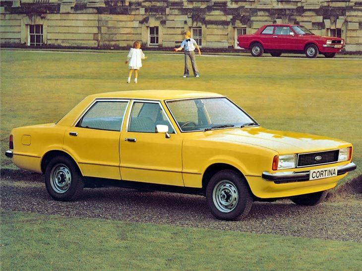 Ford Cortina Mk4/80 - Classic Car Review | Honest John