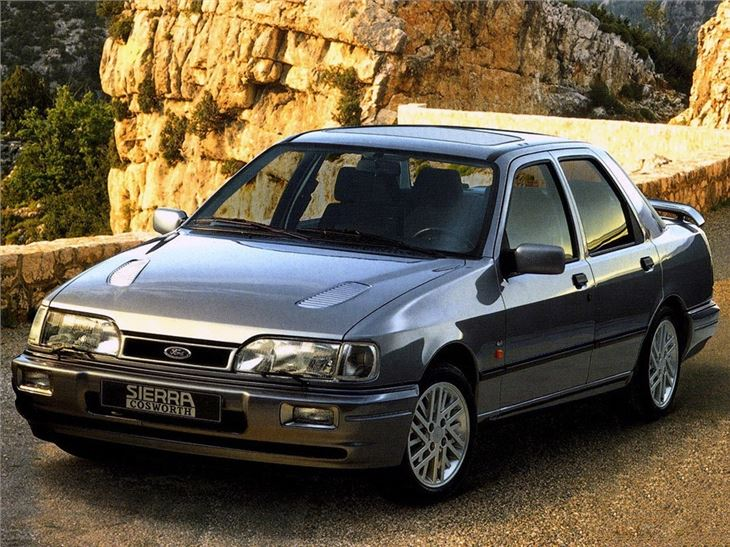 ford sierra rs cosworth classic car review honest john. Black Bedroom Furniture Sets. Home Design Ideas