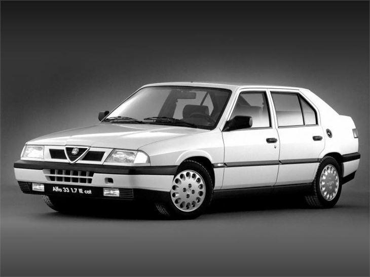 alfa romeo alfa 33 classic car review honest john. Black Bedroom Furniture Sets. Home Design Ideas