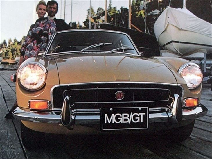 Mg Mgb Classic Car Review Honest John