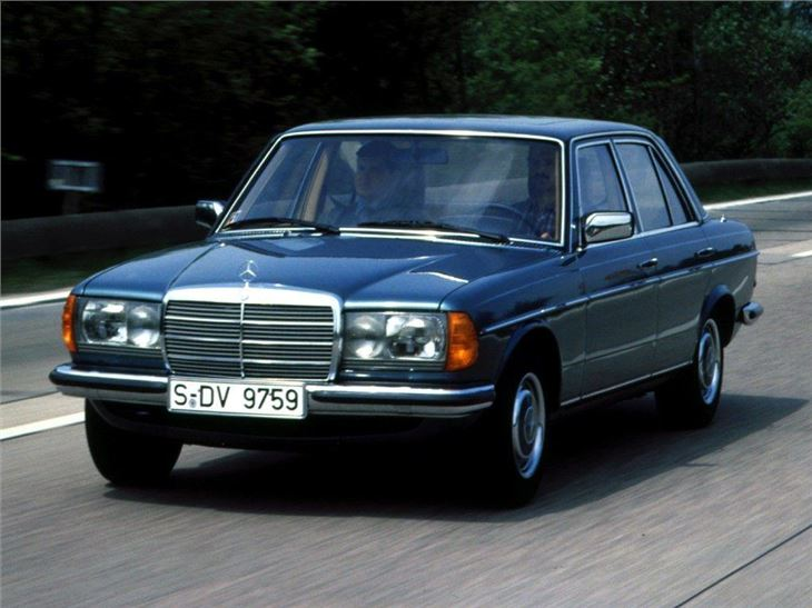 mercedes benz e class w123 classic car review honest john. Black Bedroom Furniture Sets. Home Design Ideas