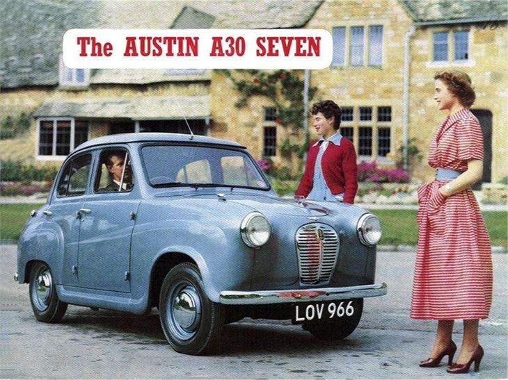 Austin A30 A35 Classic Car Review Honest John