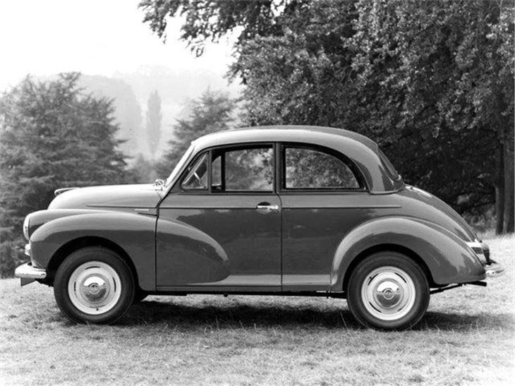 Morris Minor Classic Car Review Honest John