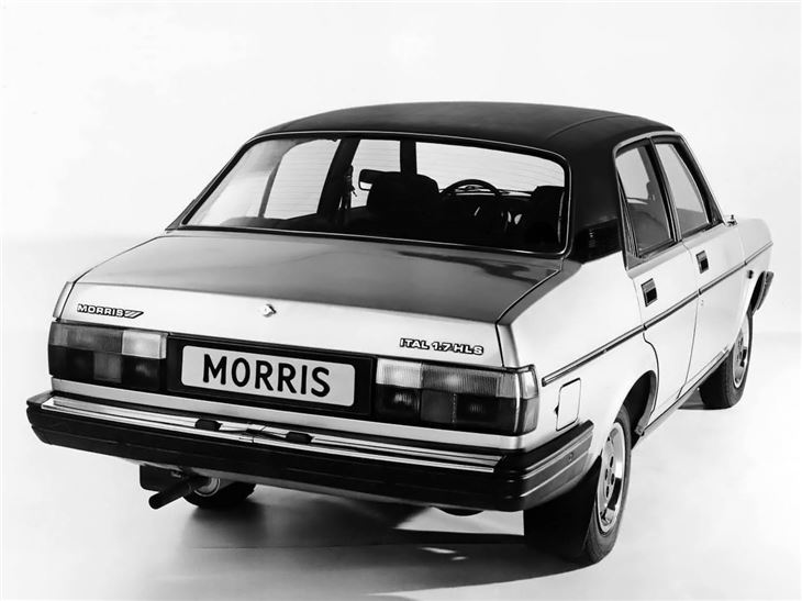 Morris Ital Classic Car Review Honest John