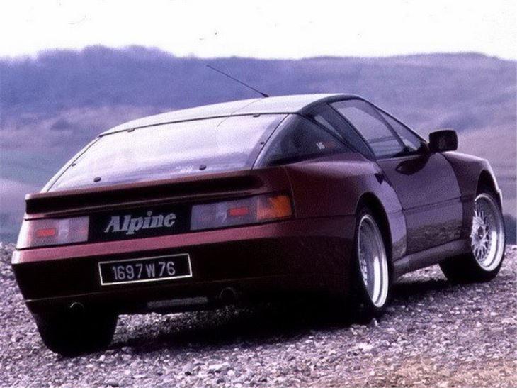 Alpine Gta Classic Car Review Honest John