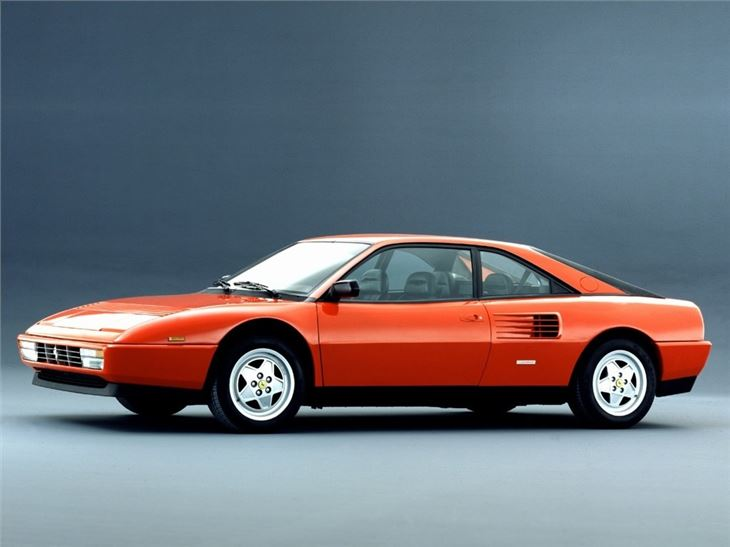 ferrari mondial classic car review honest john. Black Bedroom Furniture Sets. Home Design Ideas