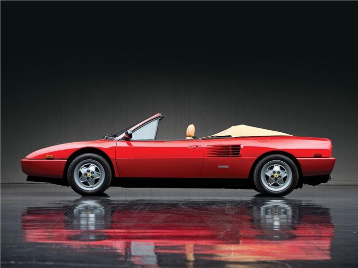 ferrari mondial classic car review honest john. Black Bedroom Furniture Sets. Home Design Ideas
