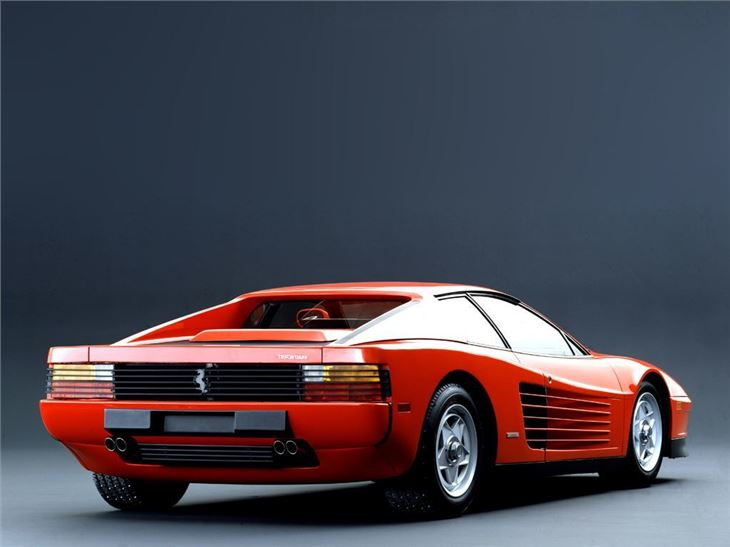 Ferrari Testarossa Classic Car Review Honest John