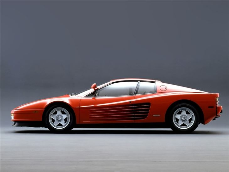 Ferrari Testarossa For Sale Cheap >> Ferrari Testarossa - Classic Car Review | Honest John
