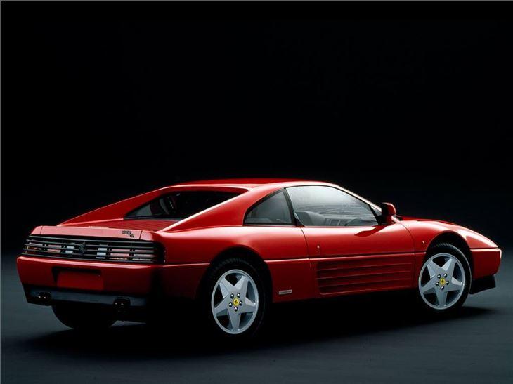 ferrari 348 classic car review honest john. Black Bedroom Furniture Sets. Home Design Ideas