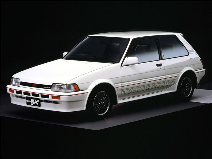 Toyota Corolla E80 - Classic Car Review | Honest John