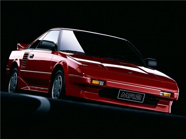 Toyota Mr2 W10 Classic Car Review Honest John