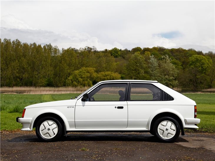 Flying Car For Sale Now >> Vauxhall Astra Mk1 GTE - Classic Car Review | Honest John
