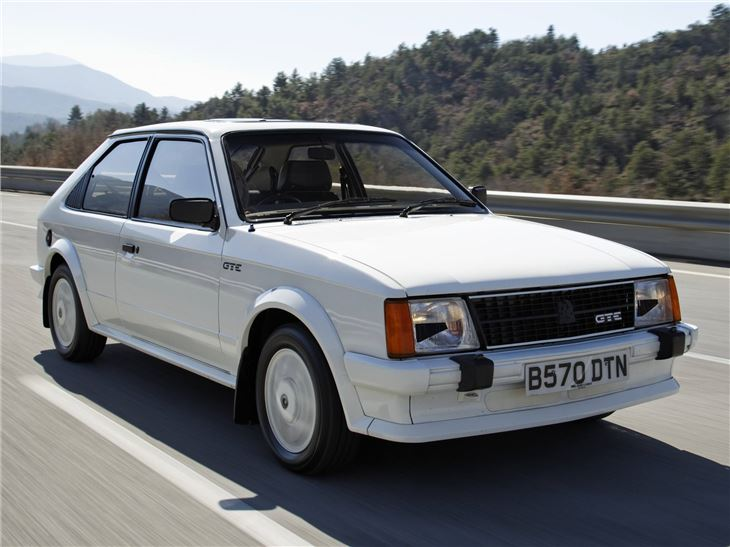 Vauxhall Astra Mk1 GTE - Classic Car Review | Honest John