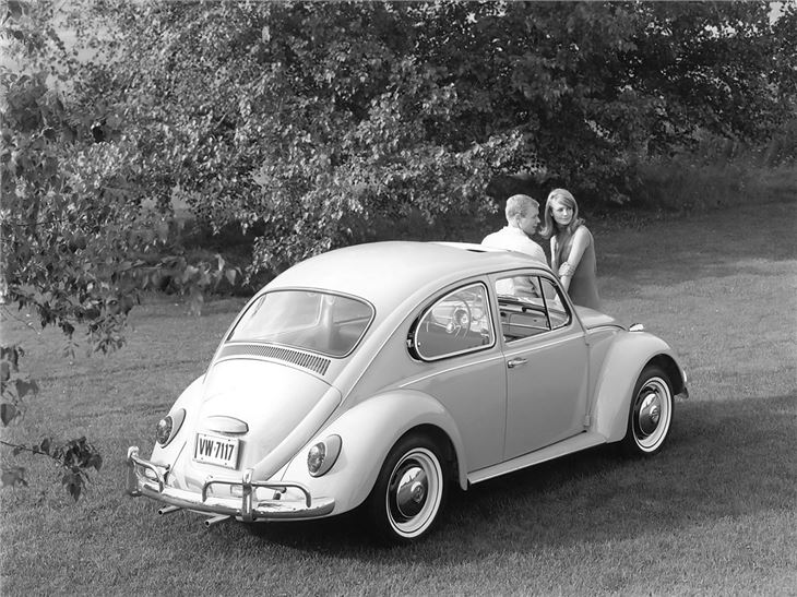 Volkswagen Beetle 1200/1300 - Classic Car Review | Honest John