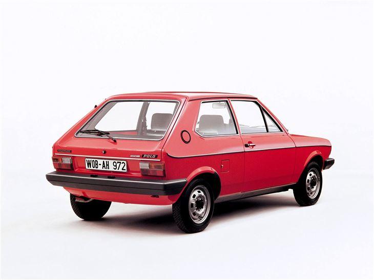volkswagen polo mk1 classic car review honest john. Black Bedroom Furniture Sets. Home Design Ideas