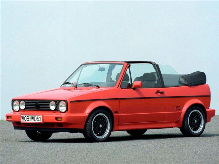 Volkswagen Golf Mk1 Cabriolet - Classic Car Review ...