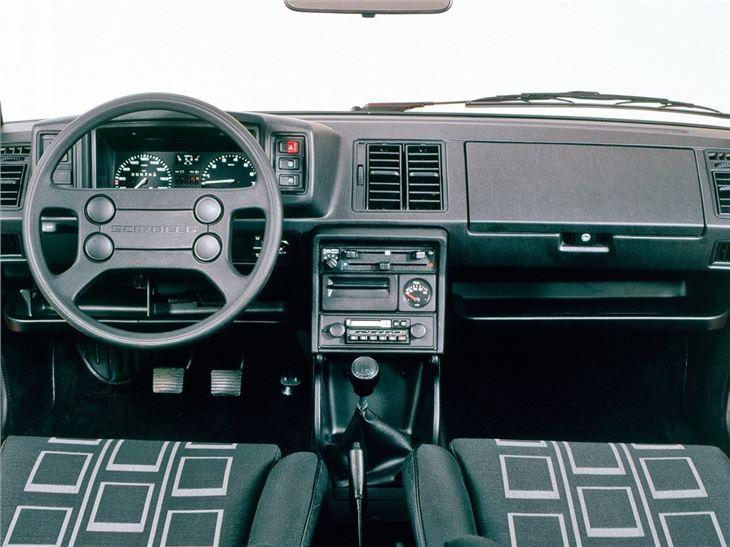 Volkswagen Scirocco Mk2 - Classic Car Review | Honest John