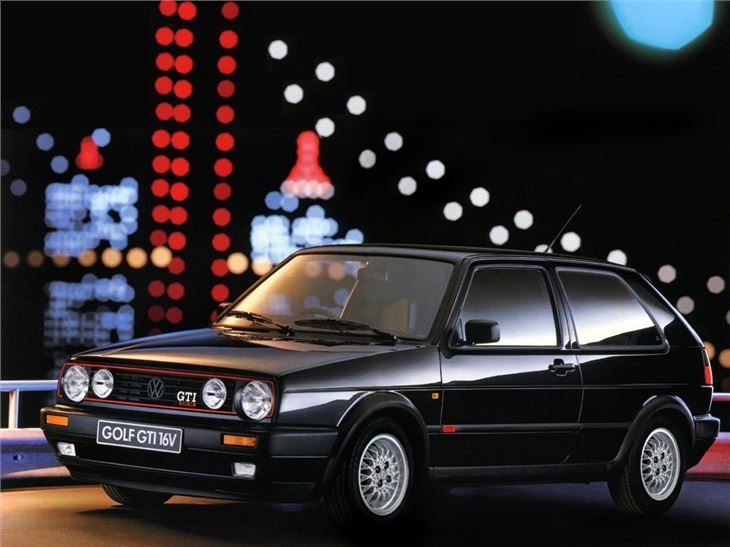 Volkswagen Golf Mk2 GTI/GTI 16V - Classic Car Review | Honest John