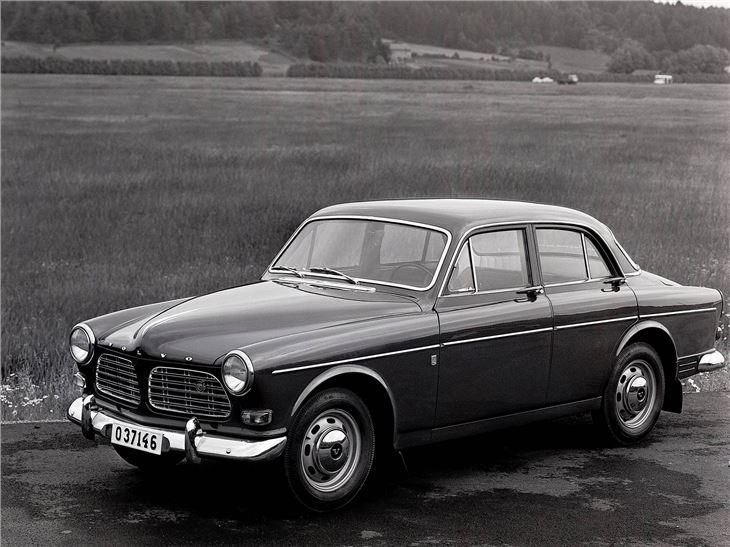Volvo P120/P130 Amazon - Classic Car Review | Honest John