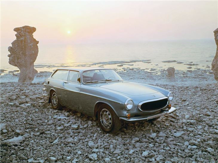 Volvo P1800 Classic Car Review Honest John