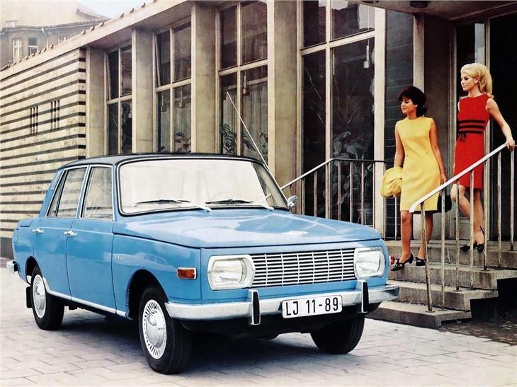 4 Wheel Drive Vans >> Wartburg 353/Knight - Classic Car Review | Honest John