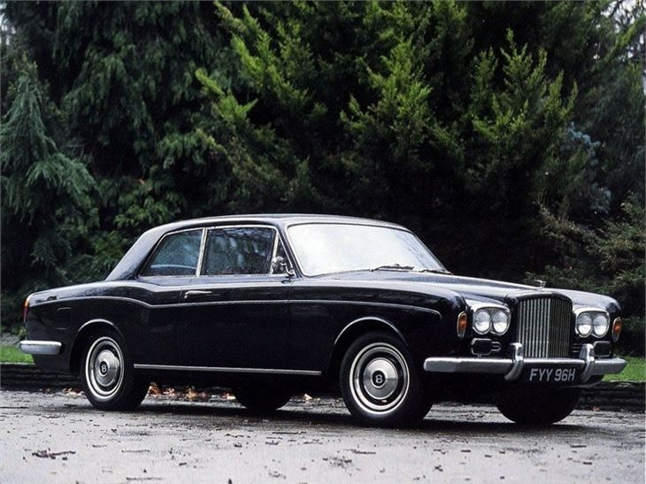 Bentley T1 T2 Corniche Continental Classic Car Review