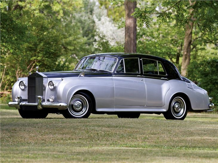 Rolls Royce Silver Cloud I Classic Car Review Honest John