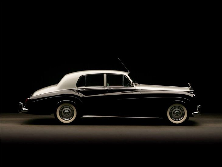 Rolls Royce Silver Cloud Ii Iii Classic Car Review