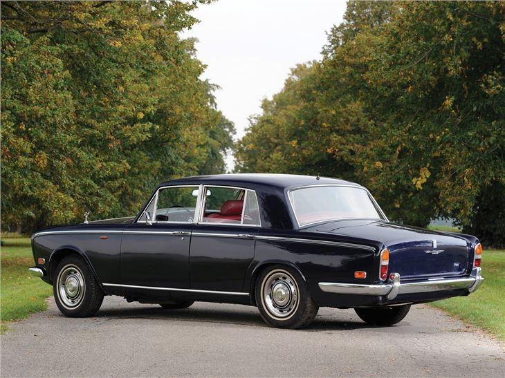 The Wraith Car >> Rolls-Royce Silver Shadow/Silver Wraith - Classic Car ...