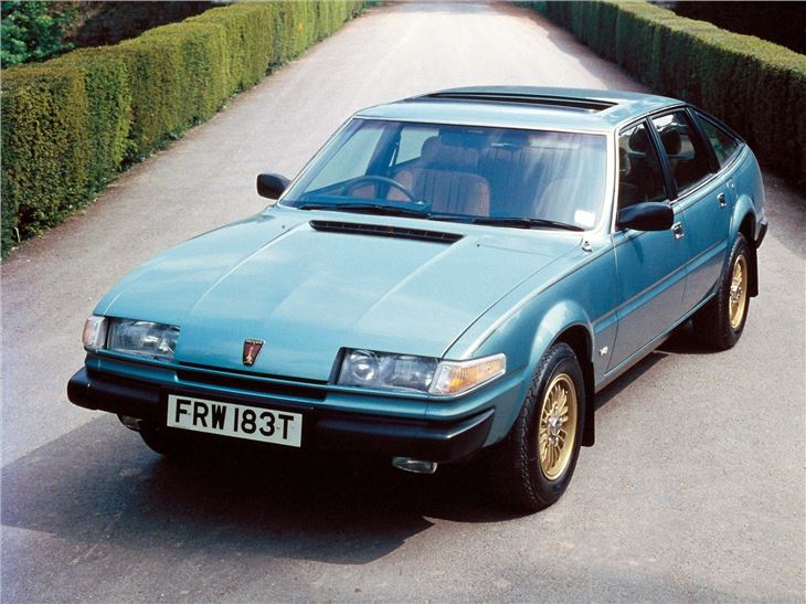Rover Com Reviews >> Rover SD1 - Classic Car Review | Honest John