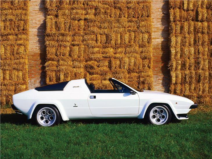 Lamborghini Silhouette Classic Car Review Honest John