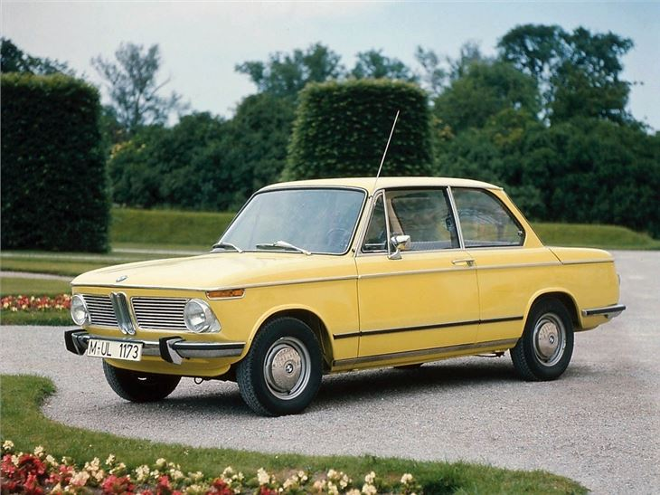 Bmw 1602 1502 Classic Car Review Honest John