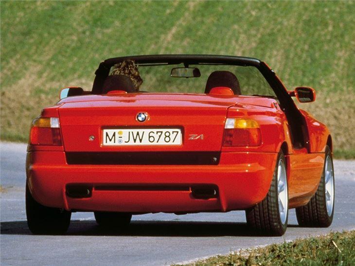 bmw z1 classic car review honest john. Black Bedroom Furniture Sets. Home Design Ideas