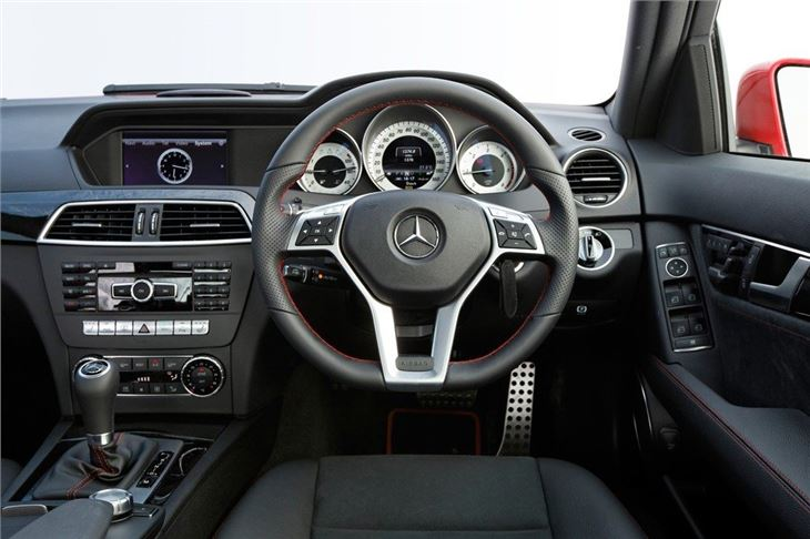 Mercedes Benz Dealers >> Mercedes-Benz C-Class 2007 - Car Review | Honest John