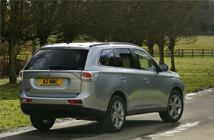 Mitsubishi Outlander 2013 Road Test Road Tests Honest John