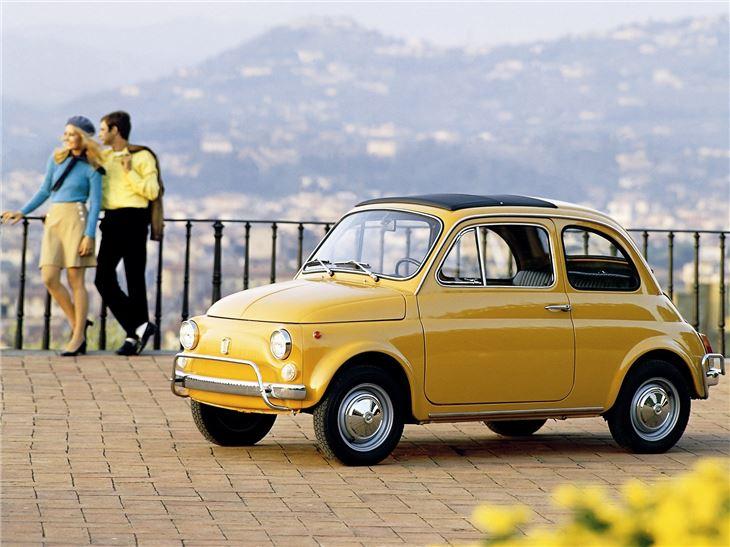 fiat 500 nuova classic car review honest john. Black Bedroom Furniture Sets. Home Design Ideas